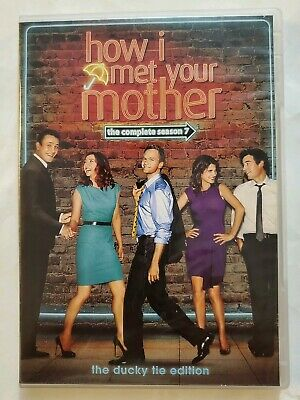 $10 • Buy How I Met Your Mother: The Complete 7th Season