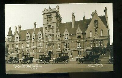 £19.99 • Buy OXFORD  / MILITARY  Balliol College With CARS Of  6th Officer Cadet Battalion RP