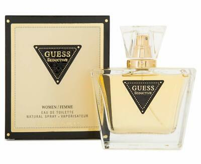 Parfum Femme GUESS Seductive 75ML EDT Eau De Toilette Vapo Spray • 25.77£