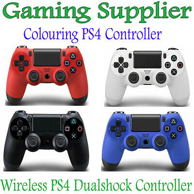 AU53.99 • Buy PS4 Wireless Bluetooth Game Controller DualShock Gamepad Joypad
