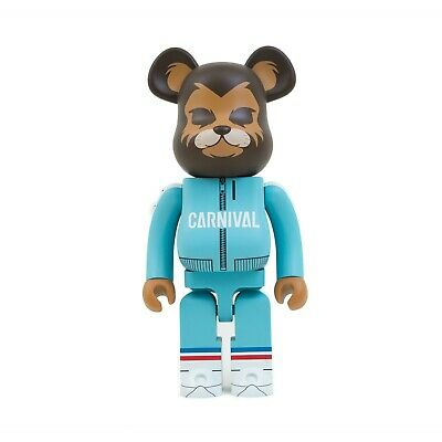$1999.99 • Buy Carnival Bearbrick The Lion 1000% Be@rbrick Medicom Toy Japan BapeLimited Rare