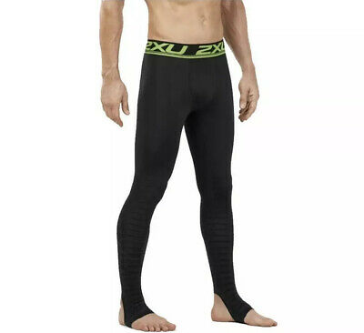 2XU Men's Power Recovery Compression Tights - Size S • 95.50£