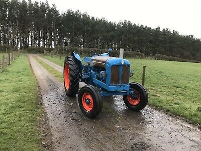Fordson Major Tractor • 3,000£