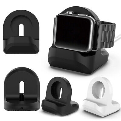 $ CDN5.62 • Buy For Apple Watch Charger Stand Holder Charging Dock Station For IWatch Serie 1234