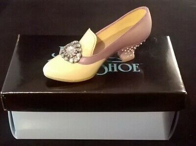 Just The Right Shoe By Raine - Jewelled Heel Pump Item No: 25011 New In Box  • 9.99£