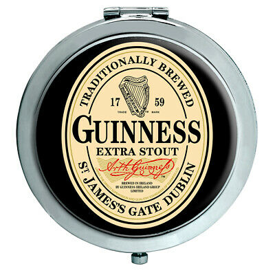 £14.99 • Buy Guinness Compact Mirror