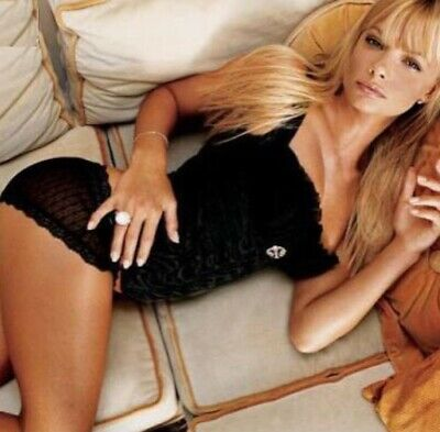 $ CDN1.88 • Buy Jaime Pressly - Lying In Bed With Lingerie On Waiting For You !!!