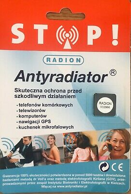 £15 • Buy Anti Radiation Chip Reduce The Harmful Effects Of EMF Radiation, 5G Protector