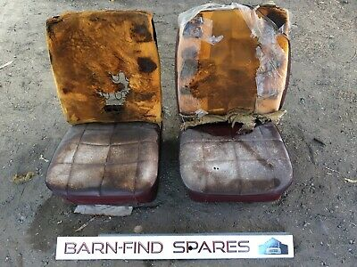 AU449 • Buy Torana LC Front Seats Suit 4 Door Will Also Fit LJ TA Holden