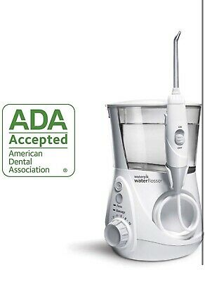View Details Waterpik Water Flosser Electric Dental Countertop Oral Irrigator For Teeth • 62.51$
