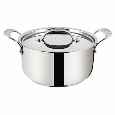 AU69.95 • Buy Jamie Oliver By Tefal - Professional Series Stainless Steel Stew Pot 24cm