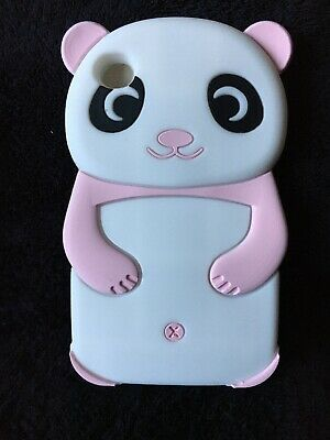 £5.77 • Buy New IPod Touch 4 Pink Panda 3D SOFT Silicone Case