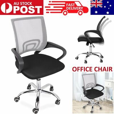 AU38.99 • Buy Mesh Office Chair Ergonomic Office Chair Computer Mesh Chairs Executive
