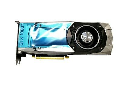$ CDN1039.07 • Buy NVidia GeForce GTX 1080 Ti 11GB Video Graphics Card For Mac Pro 3.1/4.1/5.1