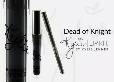 AU19.99 • Buy Kylie Jenner Dead Of Knight Matte Liquid Lipstick And Lip Liner