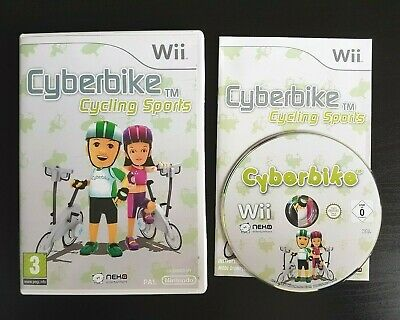 Cyberbike Cycling Sports - Nintendo Wii / Wii U - Fast P&P! - Cyber Bike, Cycle • 11.95£