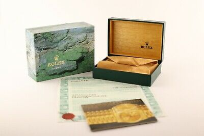 $ CDN500 • Buy Rolex Submariner Ref 16613 Vintage Box And Papers