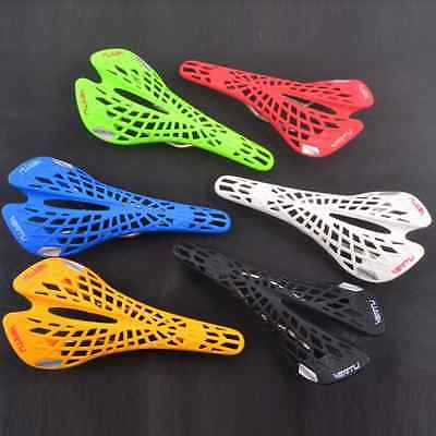 $8.54 • Buy MTB BMX Road Mountain Cycling Bicycle Fold Bike Fixed Gear Spyder Saddle Seat US
