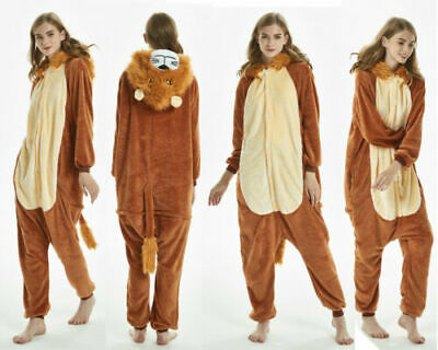 AU28.96 • Buy Adult Kids Unicorn Onesie0011 Animal Costume Cosplay Pyjamas Slipper Sleepwear