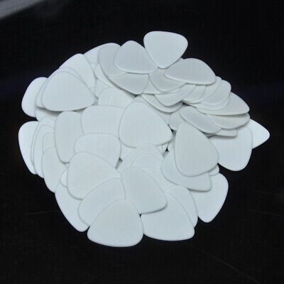$ CDN19.37 • Buy 100pcs Extra Heavy 1.5mm 351 Delrin Guitar Picks Plectrums White