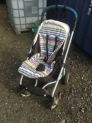 £60 • Buy Mamas And Papas Sola Pushchair And Carry Cot