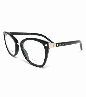 $39.96 • Buy MARC JACOBS Eyeglasses MARC 24 807 Black Women's 50x19x145