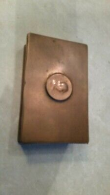 £25 • Buy Arts And Crafts Copper Trinket Box