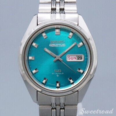 $ CDN956.05 • Buy Seiko 5 Actus Ref.6106-7480 Day Date Vintage Automatic Authentic Mens Watch Work