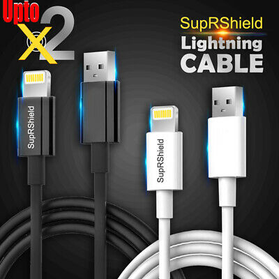 AU5.95 • Buy Fast Charging Lightning Charger Cable Apple IPhone XR XS Max X 7 8 6 11 Pro IPad