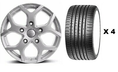 $1293.84 • Buy 18  S Cobra + Tyres Alloy Wheels Fit Ford Transit 2nd Generation 1986 - 2003