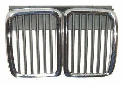 $18.77 • Buy FITS 84-91 BMW 3 Series Sedan E30 Front Grille Center BM1200101 51131884350