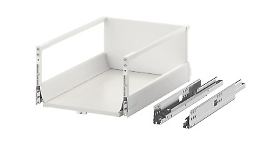 MAXIMERA Drawer Box 40x60cm HIGH W/ Steel Runners Blum Antaro | IKEA Brand New • 44.98£