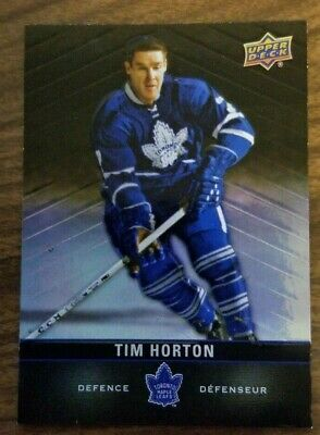 $ CDN1 • Buy 2019-2020 Tim Hortons Upper Deck Hockey Cards - Pick The Cards You Need!