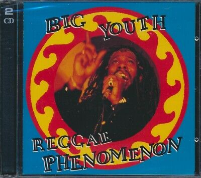 SEALED NEW CD Big Youth - Reggae Phenomenon • 10.85£