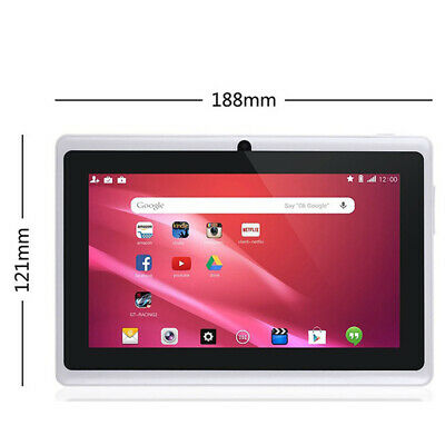 AU46.19 • Buy New 1pcs 7-Inch Kids Android 4.4 System Tablet PC 8G Quad Core WIFI Camera