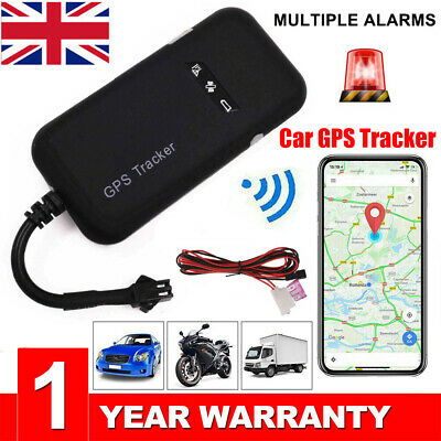 Mini GPS GPRS Tracker Vehicle Car Spy GSM Real Time Tracking Locator Device UK • 11.99£
