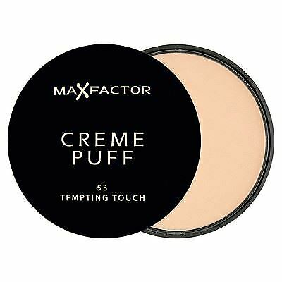 £6.03 • Buy Max Factor Creme Puff Tempting Touch 53