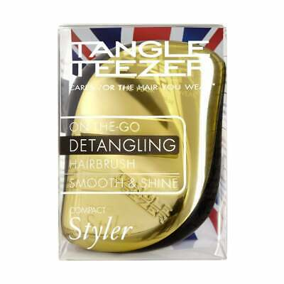 Tangle Teezer Compact Styler Gold Rush Detangling Hairbrush  • 8.99£
