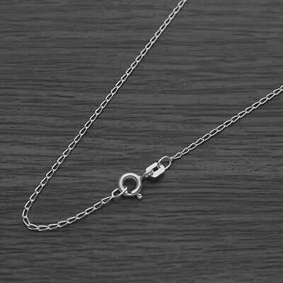 5x Genuine Solid 925 Sterling Silver Cheval Chain Necklace Wholesale • 9.40£