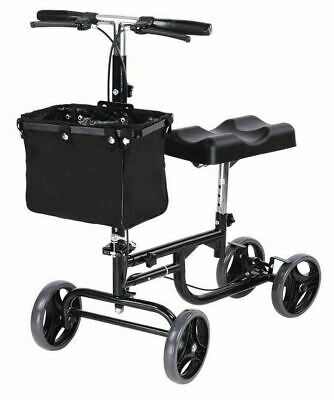 AU158.99 • Buy Knee Walker Scooter Wheelchair Foldable Steerable Mobility Alternative To Crutch