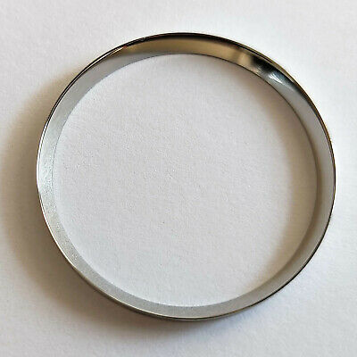 $ CDN26.60 • Buy Mirror Polished Chapter Ring For Seiko SKX007 And SKX009 Fits 7S26-0020 MOD Part