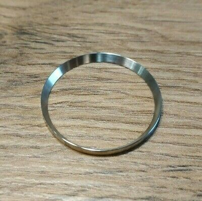 $ CDN27.10 • Buy Stainless Steel Chapter Ring For Seiko SKX007 And SKX009 Fits 7S26-0020 MOD Part