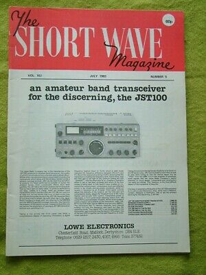 £6.49 • Buy The Short Wave Magazine / July 1983 / Crowbar Cirtuit For The Ft-707 Power Suply