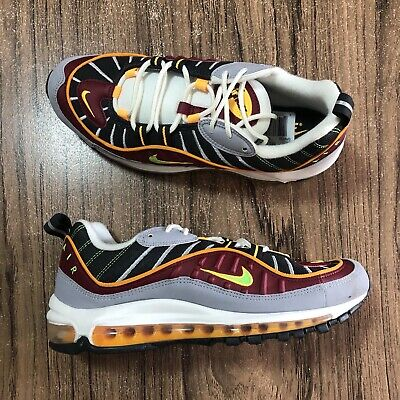 $129.99 • Buy A1315G Nike Air Max 98 Multicolor Sample 640744-603 Mens Sneakers Size 9 NEW