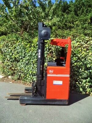 £3350 • Buy BT Reach Truck/Forklift- Electric -Narrow Aisle -Hyster, Linde