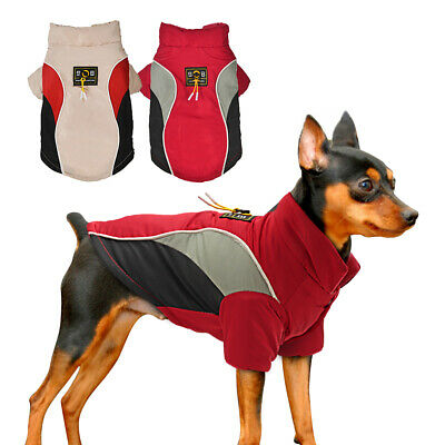 £7.99 • Buy Pet Dog Winter Clothes Warm Jacket Coat For Small Puppy Cat Vest Chihuahua XS-XL