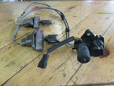 $225 • Buy OEM 10' ARCTIC CAT CFR 1000cc SERVO MOTOR W/CABLES AND EXHAUST VALVES Item #2157