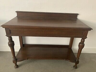 AU400 • Buy Antique Furniture Sideboard Or Hall Table