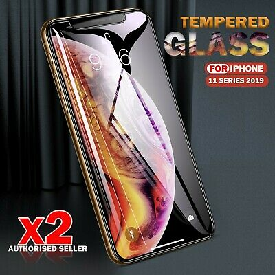 AU5.95 • Buy For IPhone 11 Pro XS Max X XR 6 7 8 Plus Premium Tempered Glass Screen Protector