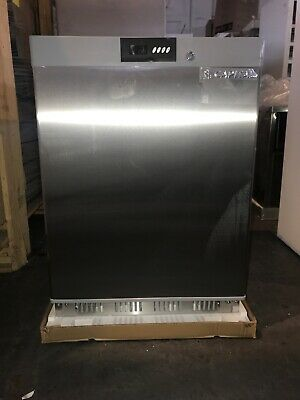 New - Capital - Under Counter - Storage Chiller - Stainless Steel • 425£